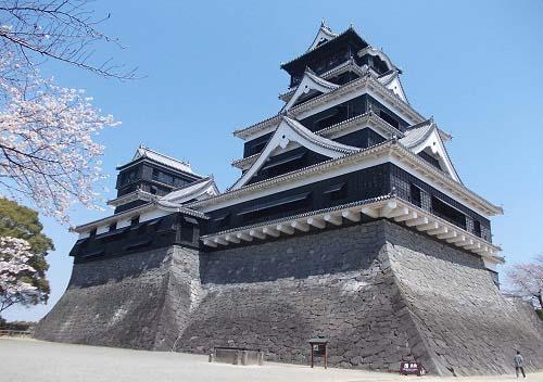 Castillo Kumamoto