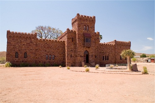 Castillo de Duwisib