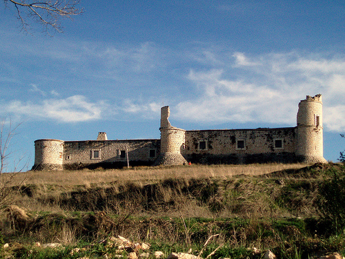 castillo de chinchon