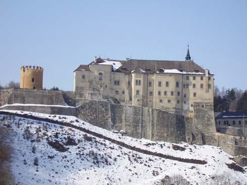 Castillo de Cesky Sternberk